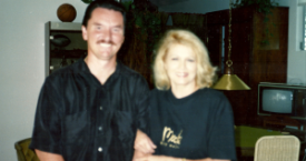 Dan and Angie Dickenson