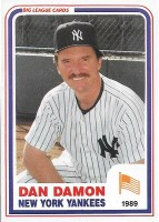 Dan, New York Yankee=